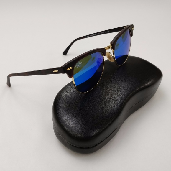 57c6ccc55d RayBan Clubmaster RB3016 1145 17 Sunglasses EUG141.  M 5b16e73afe5151554406a952
